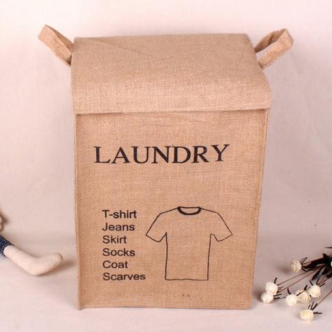ตะกร้าผ้ากระสอบ Laundry Boy