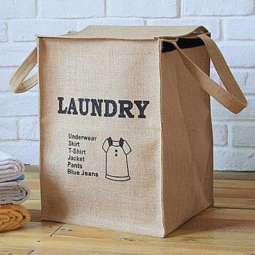 ตะกร้าผ้ากระสอบ Laundry Girl