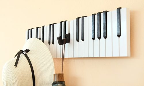 ตะขอแขวน เปียโน
