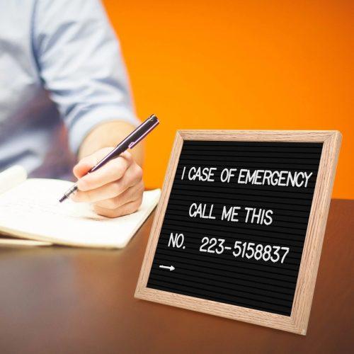 พร็อพถ่ายรูป บอร์ดตัวอักษร DIY